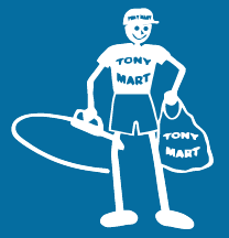 Tony Mart Logo Small